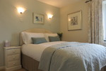 Sundial House bedroom