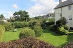 Sundial House garden